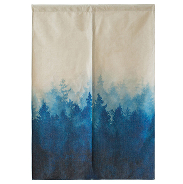 Japanese curtain